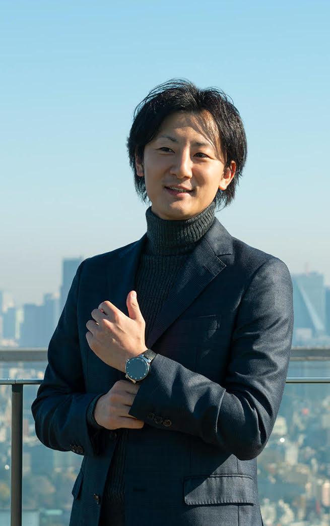 有限会社ウイング代表取締役画像